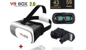gafas realidad virtual vr box 2.0 aliexpress