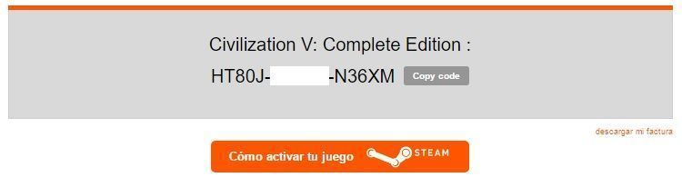 steam key instant gaming ejemplo