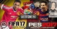 fifa 2017 pes 2017 instant gaming