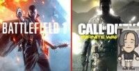 call of duty vs battlefield 1 instant gaming